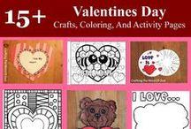 Valentines Day Crafts / Valentines Day Crafts