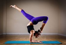 Flexibility ♡ / by Hailey