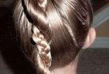 Hairstyles / Cute hairstyles for little girls