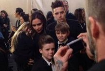 Beckham Family / Love this  family...and i love Victorias style so much