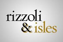 Rizzoli ON Isles / Love this freakin awesome show