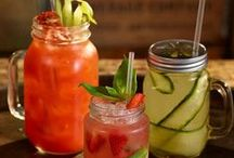 Cocktail & Drinks Service / Great drinks serving options to give your customers great service! www.mklimited.co.uk