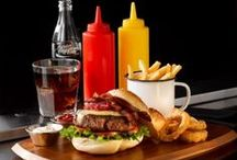 """Gourmet Fast Food Service Ideas / Boost your """"fast food"""" menu options using our unique products to give your service a modern edge! http://www.mklimited.com/"""