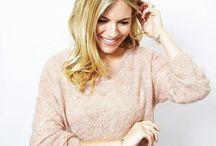 Sienna Miller / love her style