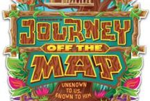 Journey Off The Map Crafts (2015) / Journey Off The Map Crafts (2015)