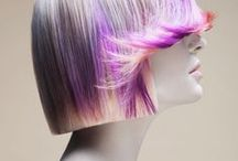 cool haircuts & colours