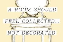 Home Design Tips / Tons of tips on styling your space. Let me know if you'd like a tutorial in your own home with the things you already have.  / by Endicott Interiors