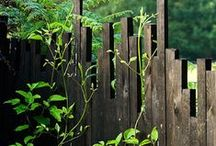 Walls / Fencing Gardendesign
