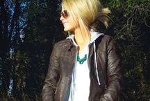 Leather Jackets / I want a leather jacket SOOOO badly ~Christina