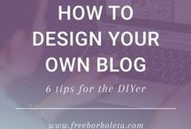 B L O G G I N G / Tips and tricks for newbie bloggers, and those not so new. Ideas to increase traffic, best plugins to use, how to host a giveaway and other such important things.