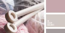 Colorpalettes / Some inspirations I found on Pinterest - get inspired too! <3