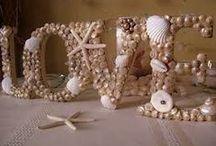 DIY Beach Wedding Decorations