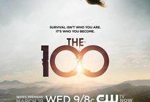 The 100 / fav tv show