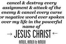Prayers / Keeping the faith and prayer in my life.