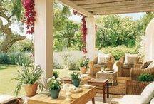 Terrace, Porch