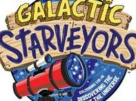 Galactic Starveyors Crafts (2017)