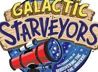 Galactic Starveyors Crafts (2017)