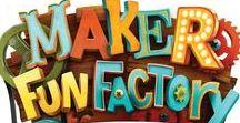 Maker Fun Factory Crafts (2017)
