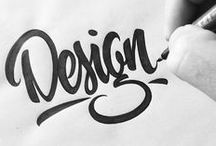 original typography. / The infinite creativeness of typography and hand-lettering. branding. lettering. typography. polices. fonts. combination. pairing.