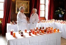 Marmalade Awards / For the past seven years, Dalemain near Penrith in Cumbria has hosted The World's Original Marmalade Awards & Festival firmly placing it at the centre of the marmalade map. From 50 jars in 2005, the Awards have grown each year and in 2012, nearly, 1,800 jars of marmalade were entered and judged.