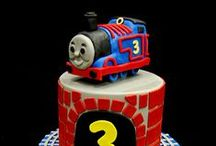 TV & Cartoon Character Cakes