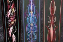 Pinstriping Projects / Pinstriping projects using Custom Shop products