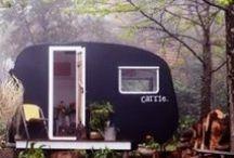 ♥caravan & cabin interior