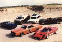 Movie cars / Film Autos / by Foto Maik