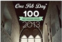 Awards / One Fab Day inclusion in top 100 Wedding Venues in Ireland.