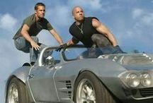 Fast & Furious - Filmszenen / Film Bilder / by Foto Maik