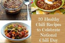 Healthy Recipe Roundups / To be fit and healthy, you have to eat right. Try the recipes in these healthy recipe roundups to put you on the right path.