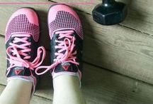 Workouts from Home / Sometimes there is just no time to go to the gym. So check out these workouts from home for quick, easy ways to get your sweat on when you are short on time