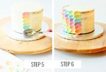 Baking & Decorating tips