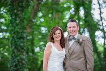 June Wedding of Lynn & Craig / Friday 20th June 2014 Photographer = Rita Wilson