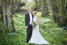April Wedding of Claire & John / Saturday 12th April 2014 Photographer = Jill Tracey