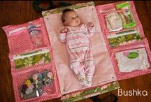 Ideias Costura Bebê