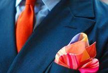 #pochette #man / Pochette, fazzoletto da taschino, comunque lo si chiami quest'accessorio è  immancabile!