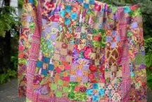 quilting, patcwork and applicating