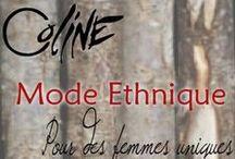 COLINE- etno & hippie / Francúzska značka Coline sa dá charakterizovať jednou vetou : ,,V jednoduchosti je krása,,! Je to typ pohodlného oblečenia z prírodných materiálov ,design oblečenia je hlavne pre ľudí, ktorí majú radi nápaditosť a chcú byť iní,ale taktiež si tam nájdu to svoje ľudia, ktorí majú radi voľné a pohodlné oblečenie