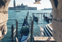Venedig / Haven`t been there yet, but I need to collect inspiration!