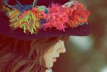 HATS / The milliner within