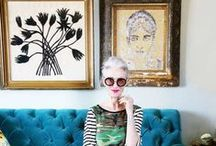 PORTRAITS OF LADIES / Incredible women and muses that inspire us