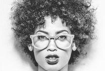 Hair / Hair follicles. / by Vida Love