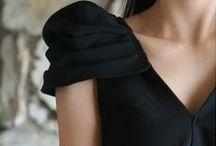 Lovely Wardrobe / #wardrobe, #fashion, #style, #tips to fill the wardrobe
