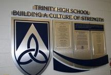 Trinity Health and Fitness / Trinity High School, River Forest, IL, inaugurated its Health and Fitness facility on Sept. 28, 2011, as part of its commitment to creating a culture of strength for young women.