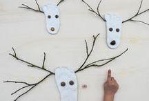 Basteln mit Kids / Her mit den frischen, hübschen Ideen...