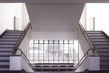 Werkbund / Modernisme, Bauhaus, Mies van der Rohe, le Corbusier etcetera