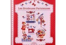 Jolie mercerie-Les Brodeuses Parisiennes