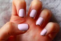 Nails / Nails: not fake, just naturals.