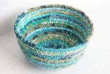 DIY: Basket Weaving